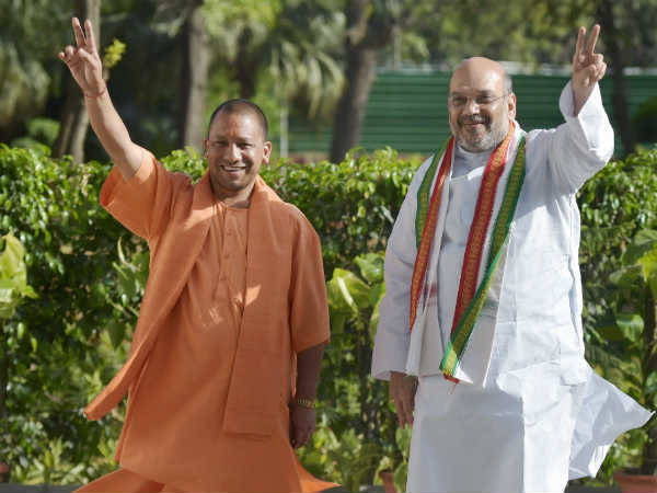 Up By Polls Results Shows All Is Not Well Between Modi Shah Yogi Adityanath
