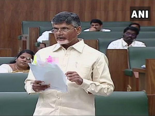 N Chandrababu Naidu Reacts To Amit Shahs Letter