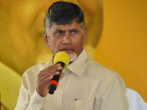Andhra CM accuses Centre of diverting tax revenues from south to develop northern states
