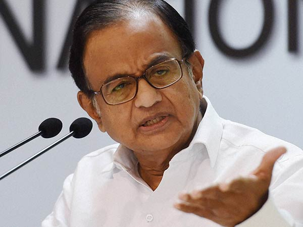P Chidambaram Had Filed Petition In Sc Before Sons Arrest