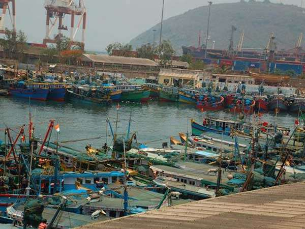 Climate change: Fishermen restrcited to fishing in sea