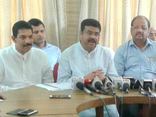 Central minister Dharmendra Pradhan again speaks about petroleum product GST