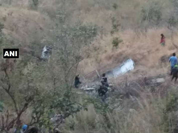 Uttarakhand: Bus falls into a gorge; claims 13 lives