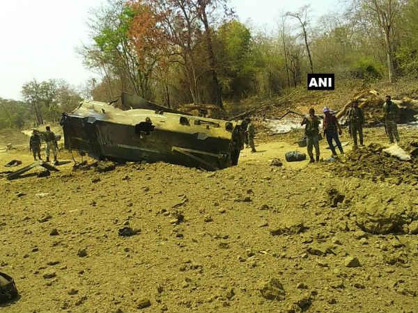 Crpf Personnel Lost Lives In Naxals Attack At Chhattisgarhs Sukma