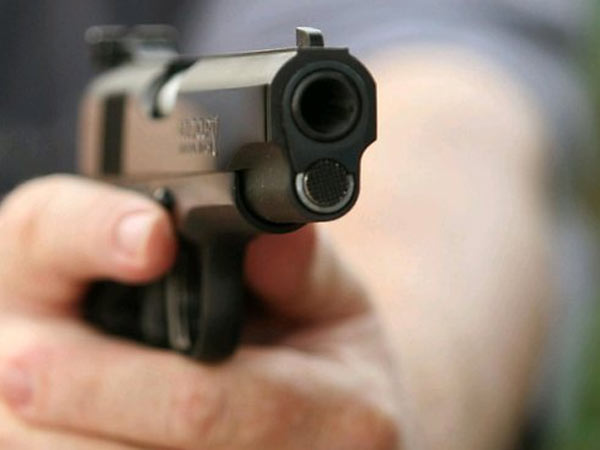 Firing on woman in Bengaluru