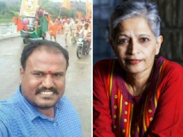 Gauri Lankesh Murder Ai Arrested Pro Hindu Organization Called Madduru Bandh Mar