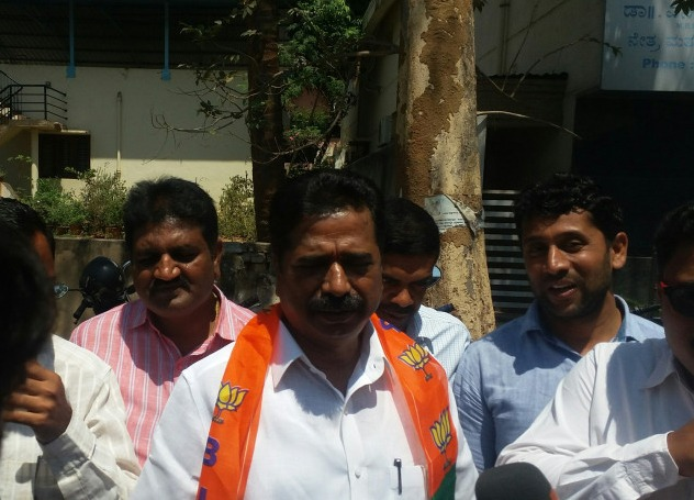 Haratal Halappa breaks silence on Sagar constituency ticket