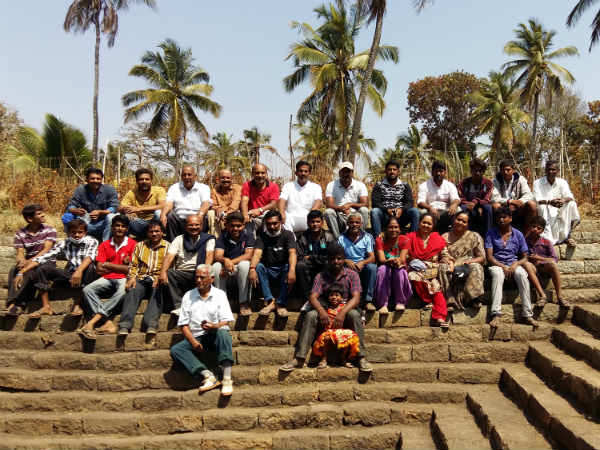 Water Conservation Activities By Hasiru Bhoomi Pratishtana In Hassan