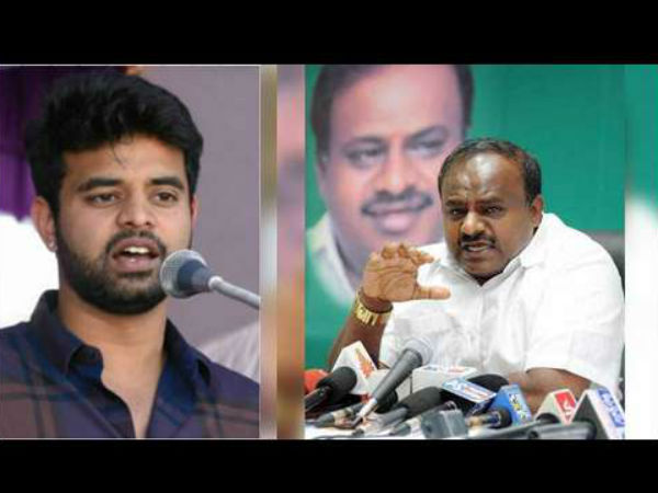 Kumaraswamy gives hint about Prajwal Revanna's contesting election