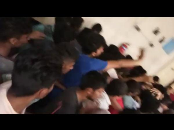 ಮೂಡುಬಿದಿರೆ : ಆಳ್ವಾಸ್ ಕಾಲೇಜಿನ ಹಾಸ್ಟೆಲ್ನಲ್ಲಿ ವಿದ್ಯಾರ್ಥಿಗಳ ಮೇಲೆ ಹಲ್ಲೆ