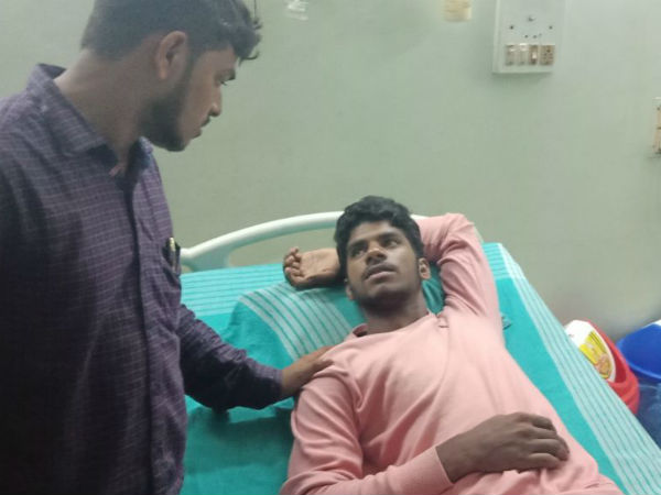 Students Assaulted By Group Of Youth In Thannirubavi Beach