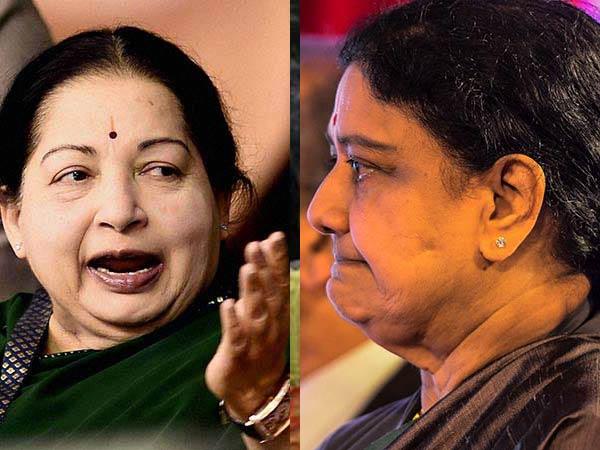 Jayalalithaas Stress Health Issues Due To Conviction In Da Case Says Sasikala