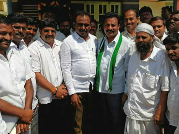 Jedralli Krishnappa will join JDS, What will happen in Magadi?