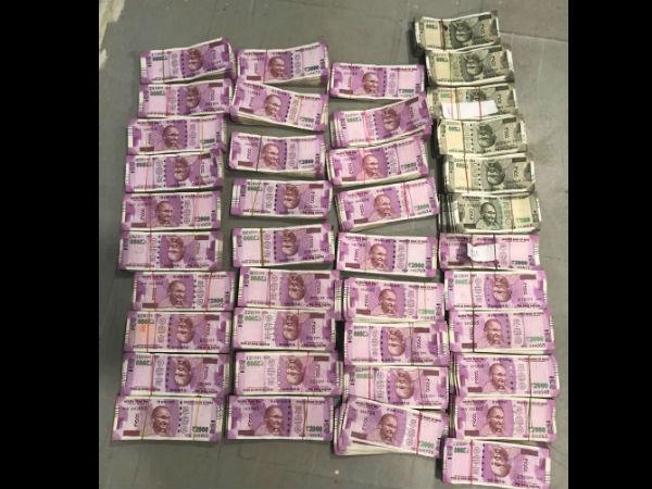 ಕೆಪಿಎಸ್ ಸಿ ಹಗರಣ: ಕಲಬುರಗಿ ಪ್ರಾಚಾರ್ಯರ ಮನೇಲಿ ಸಿಕ್ತು 45.70 ಲಕ್ಷ