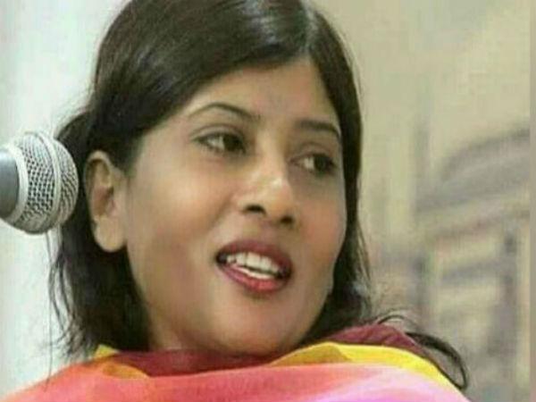 Pakistans Krishna Kumari Kohli Creates History Becomes 1st Dalit Women Senator