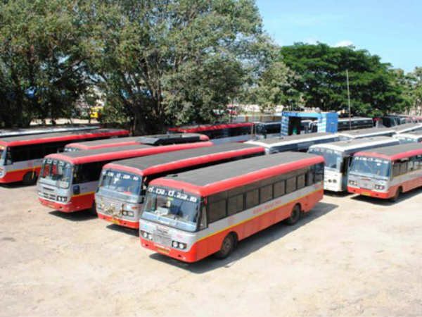 Suddenly increase in bus fare worried passengers
