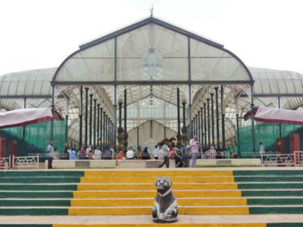 Exhibition centre will come up in Lalbagh soon