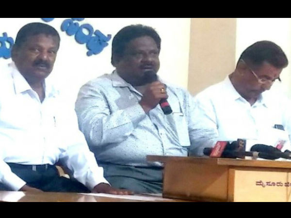 Former member of council Siddaraju had given fake caste certificate: S H Subhash