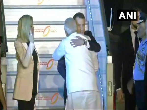 Pm Modi French President To Hold Delegation Level Talks Today