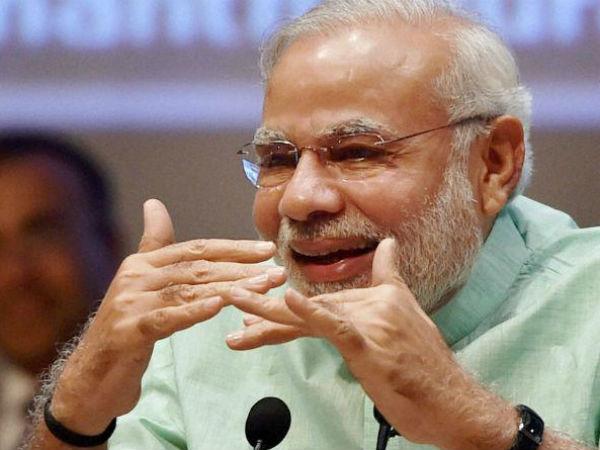 Pew Survey Indian Pm Modi Most Popular Figure Against Rahul Sonia Kejriwal