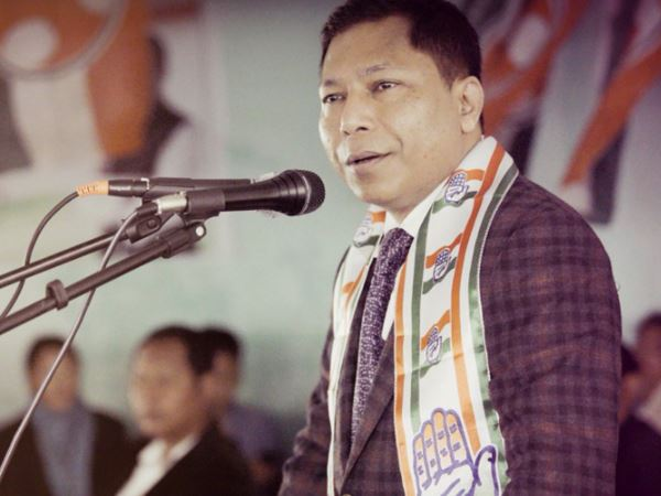 MeghalayaMeghalaya Election result 2018: Congress leads but still may not form government