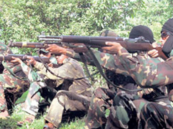 Security forces kill 10 naxals in Chhattisgarh