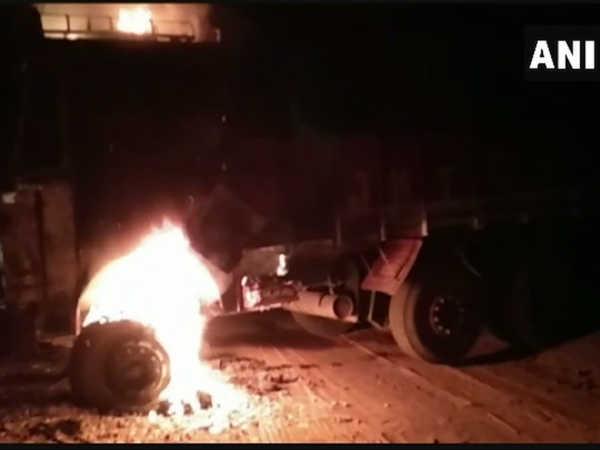 Chhattisgarh One Civilian Dead In Naxal Attack