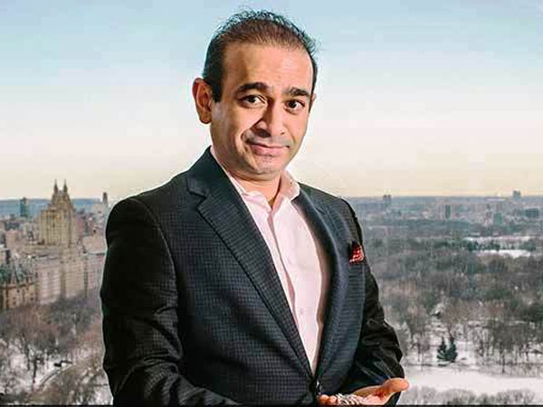 SBI freezes three overseas deposit accounts of Nirav Modi