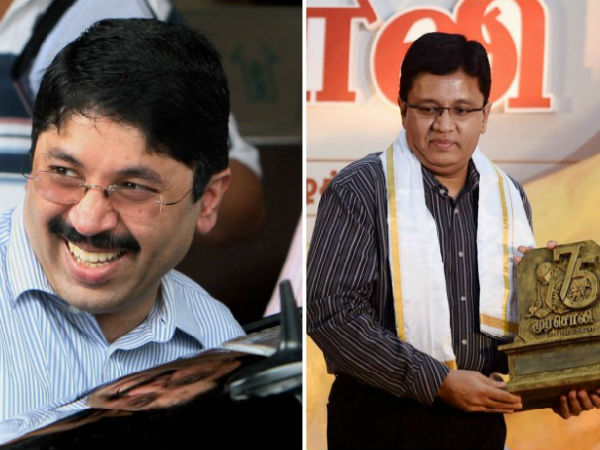 Maran brothers acquitted in BSNL illegal telephone exchange case