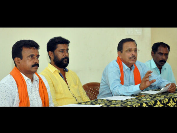 VHP to hold mega protest rally in Moodbidre against Abhayachandra Jain