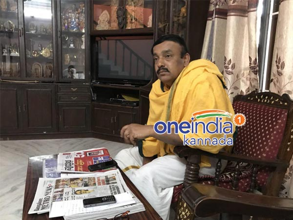 Video Bl Ravi Subramanya Shares His Dream About Karnataka