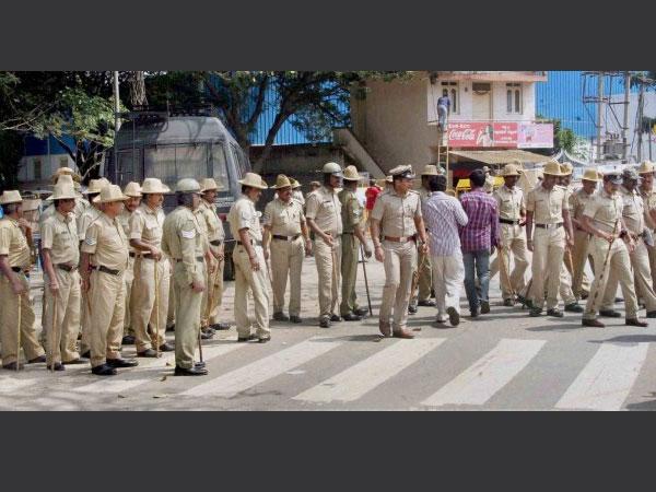 Sapf Staff Write Letter To Government Of Karnataka