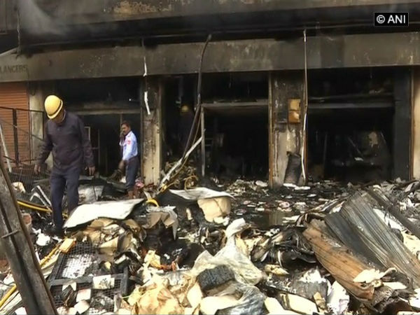 Killed In Pune Factory Blaze