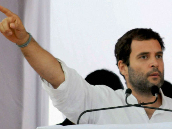Farmers facing problems all over India: Rahul Gandhi