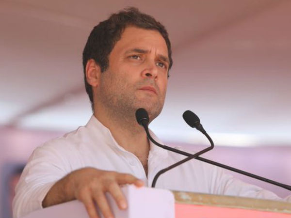 Rahul Gandhi Wants Modi To Stop Insulting Peoples Efforts