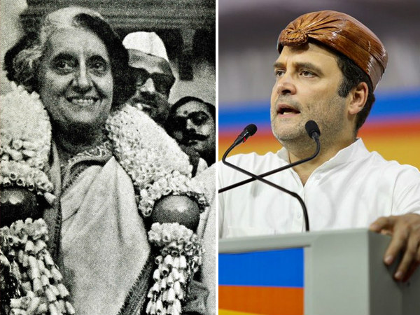 Rahul Gandhi Chikkamagaluru Tour Remembering Indira Gandhi And 1978 By Election
