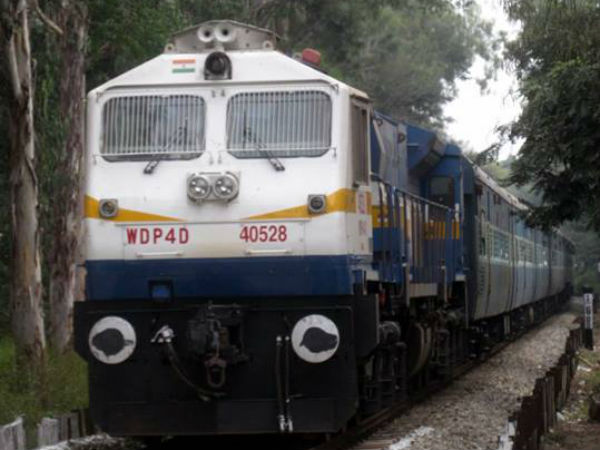 Stage set for Hosapete-Kottur-Davanagere railway service