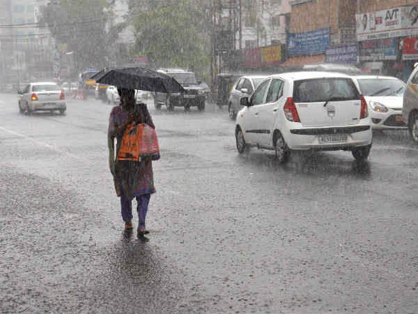 Depression In Srilanka Rain In Karnataka