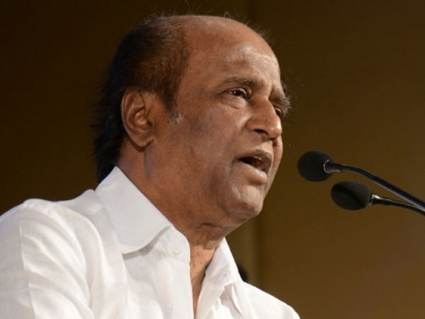 I Am Not A Full Time Politician Yet Rajinikanth