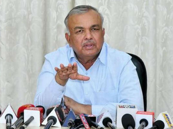 Police Should Use Guns Against Rowdies Ramalinga Reddy