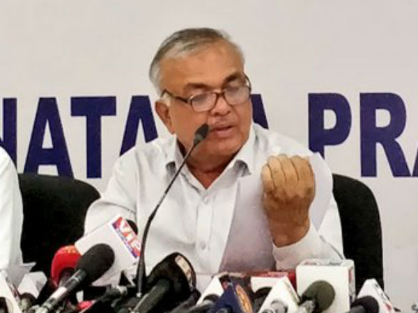 Judge Stubbed Ramalinga Reddy Refuses To Give Resign