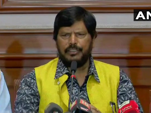 In 2019 It Will Be Only Bjp And Nda Will Form The Government Ramdas Athawale