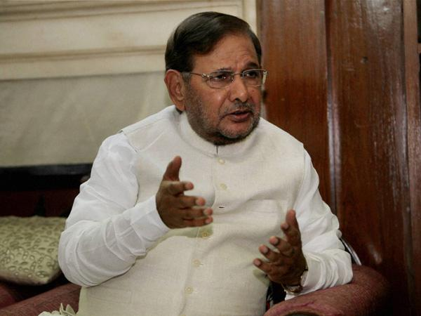Jdu Will Have Alliance With Jds Sharad Yadav