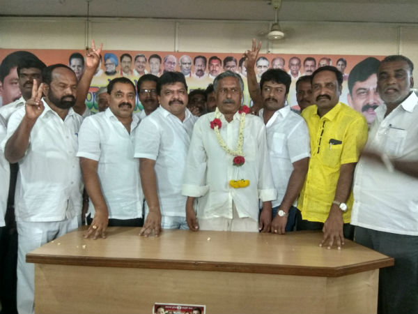 DK Shivakumar kin Sharath keen to contest from Channapatna