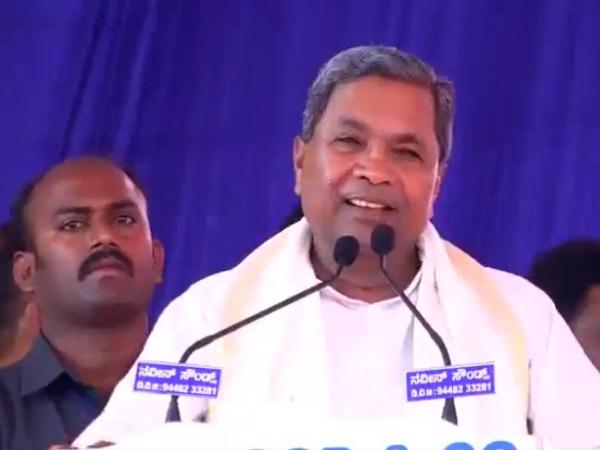 Bjp Continuously Telling Lies Says Siddaramaiah