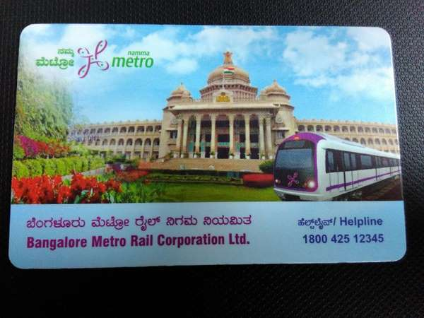 One smart card for Metro, BMTC suburban rail soon