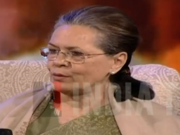 On Karnataka Polls Sonia Tells Cong To Be Confident Not Over Confident