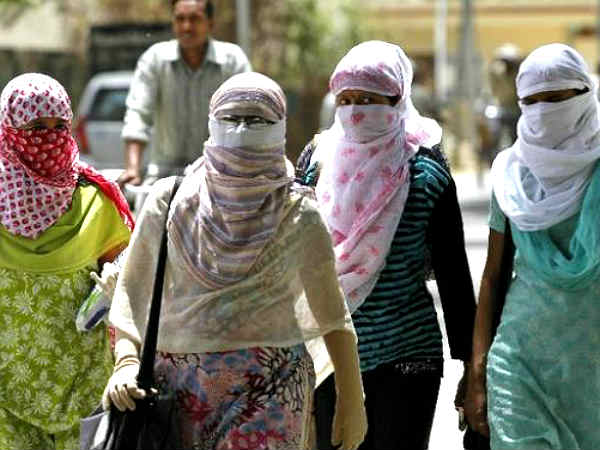 Temperature rising in south and interior Karnataka