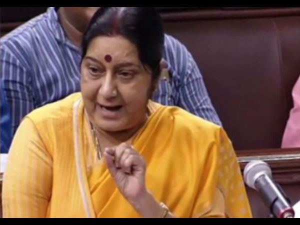 39 Indians Who Were Kidnapped In Iraq Have Died Sushma Swaraj