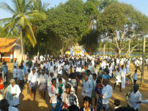 Unique Ugadi Celebration In Gavadargere Hunsur